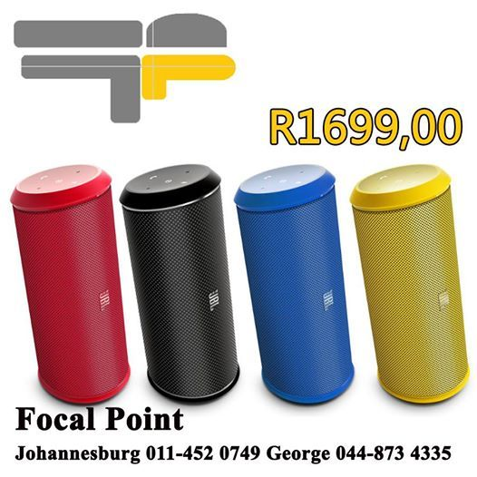 The JBL Flip 2 is a portable Bluetooth speaker with an additional microphone feature, Focal Point has a wide variety of these JBL products. Contact us for further information as to how you can own one of these gadgets.#gadgets #technology