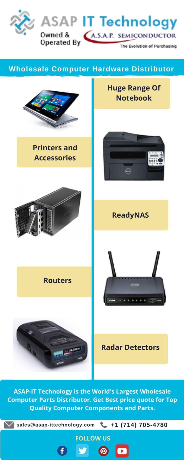 We Provide a huge range of Computer Hardware parts