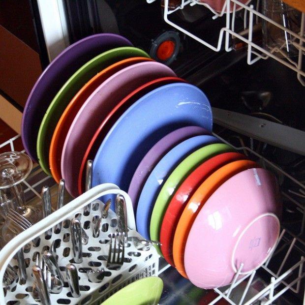 Dishwasher Rinse Aid - green, eco-fiendly & frugal!