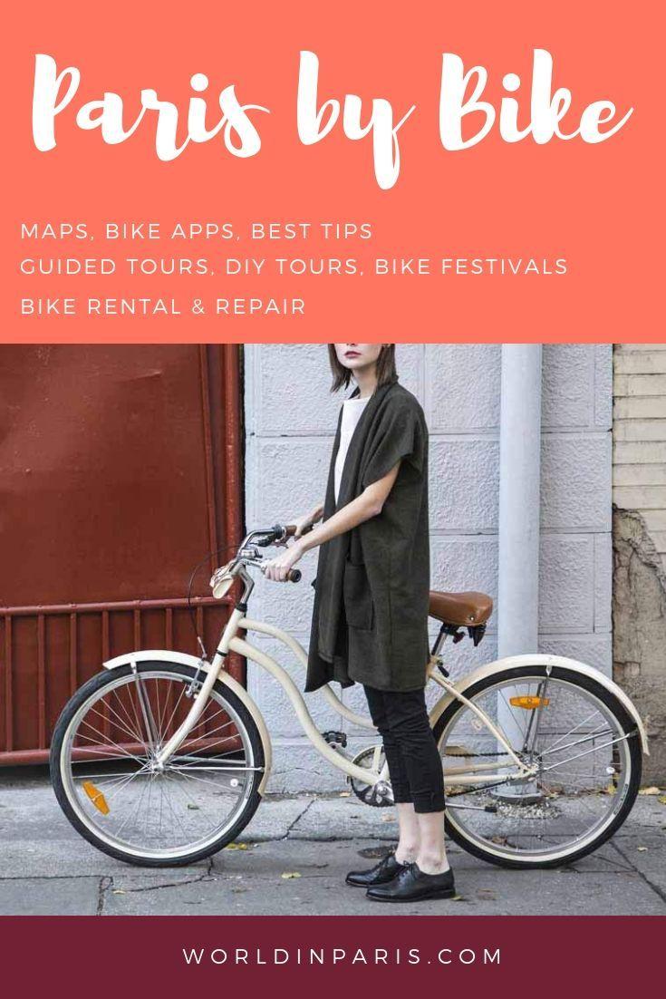 Paris By Bike Biking In Paris Guide Paris Travel Paris Paris