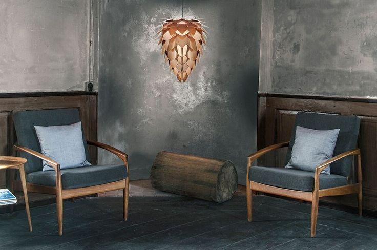 Conia kobber pendel købes billigt her | bekko.dk