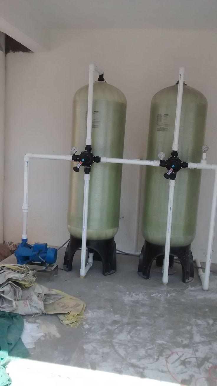 5000 liter per hour Industrial Drinking Mineral RO Plant Supplier Hyderabad