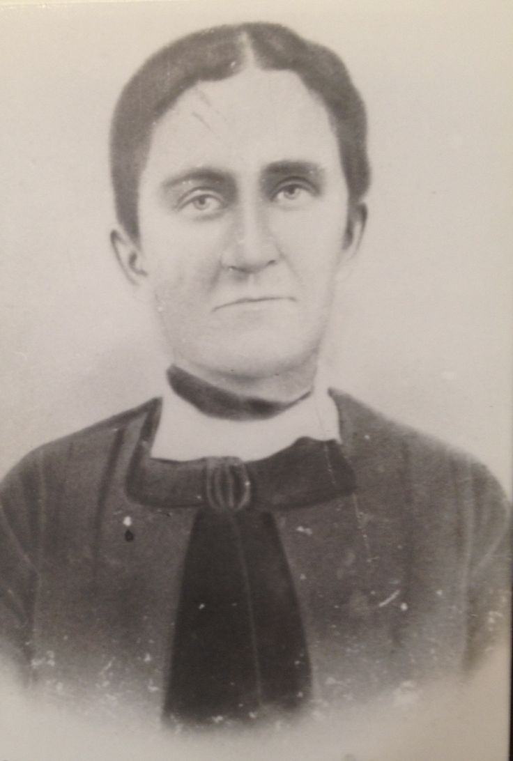 SARAH CATHERINE THOMAS, 28 Mar 1842 Kentucky - 14 Feb 1897 Whiting, Mississippi County, Missouri. Wife of Johm Wesley Priest Sr..