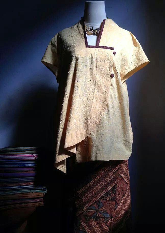 Batik - Tenun Indonesia