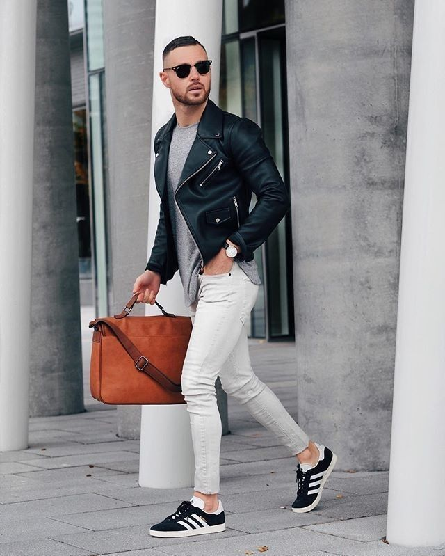 """6,410 Likes, 26 Comments - Men's Street Fashion & Style (@streetsfashions) on Instagram: """"By @mr.danielocean"""""""