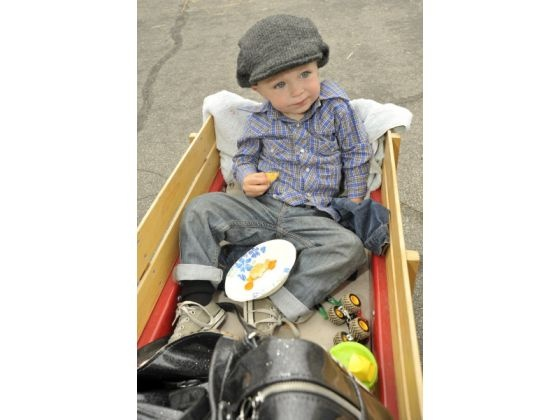 Gage Coloman, 2, of Orange sits in a wagon while he enjoys food samples.Orange Blossoms, Food Samples, Cosmetics Samples, Names Brand Products, Enjoy Food, Free Samples, Beautiful Samples, Orange Held, Free Beautiful