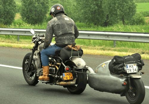 Pull Behind Motorcycle Trailers - This site is all about removing the myths and fears of pulling a trailer behind your motorcycle. Discover the freedom that pulling a trailer can bring to your adventure today.