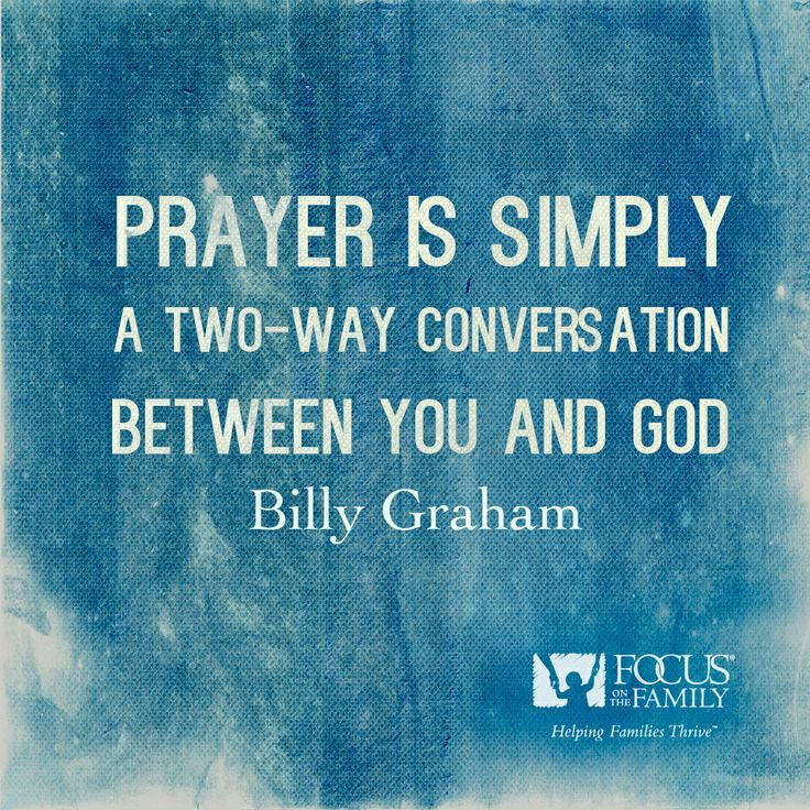 #BillyGraham #Prayer
