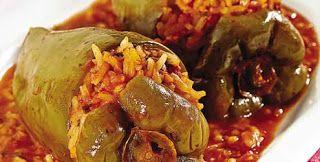 COMIDINHAS FÁCEIS E SAUDÁVEIS: Pimentões recheados com carne moída