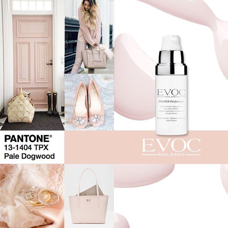 #colortrend2017 #color #trend #colortrend #primaveraestate #primavera #pe #paledogwood #pale #dogwood #rosa #pink #primer #makeup #farmacia #madeinitaly #moda #fashion #design #evocmilano #tessuti #borsa #scarpe