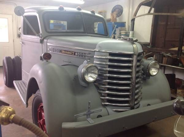 29 Best Images About Diamond T Trucks On Pinterest Tow