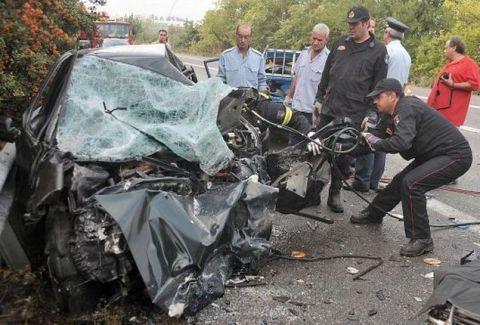 Νεκρός σε τροχαίο Έλληνας ποδοσφαιριστής (photo)