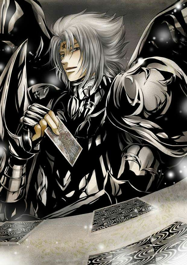 Thanatos Saint Seiya