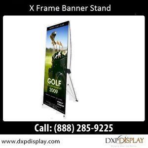 X Frame banner stand Ottawa Ottawa / Gatineau Area image 1