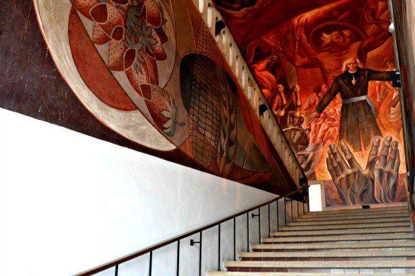 Palacio Municipal, Irapuato, Guanajuato. Irapuato City Hall, Guanajuato