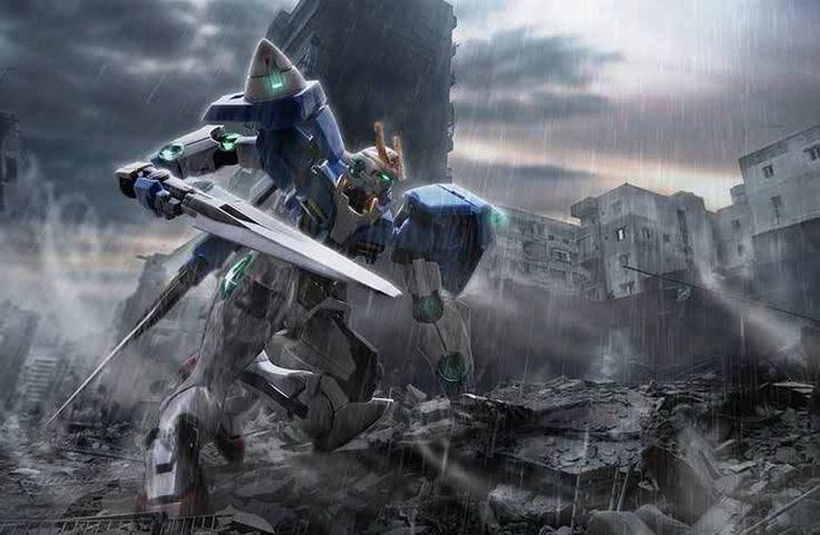 GUNDAM GUY: Gundam Arts: Awesome Gundam Digital Artworks [Updated 10/19/13]