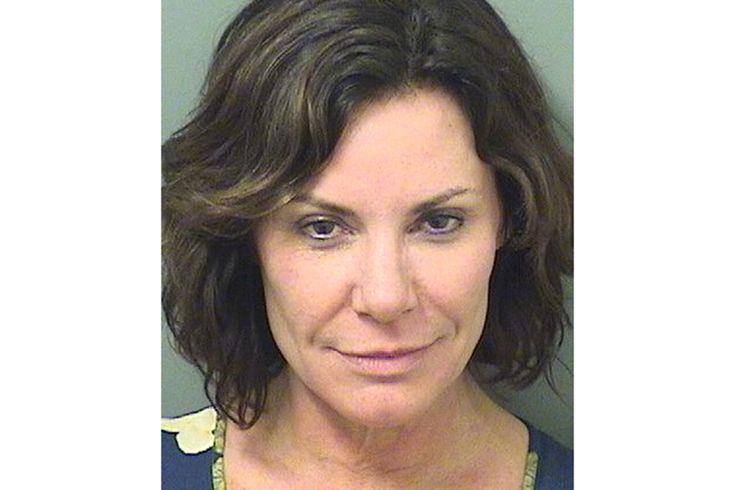 Luann de Lesseps Checks Herself into Alcohol Treatment Center After Palm Beach Arrest
