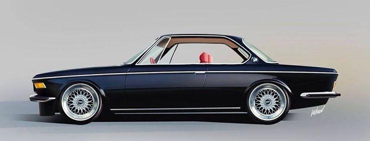 E9 BMW 3.0 CSL