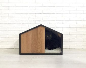 Modern pet cardboard furniture by Pettel on Etsy