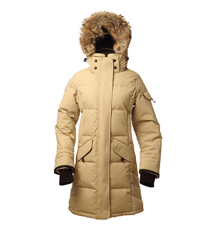 canada goose jas beige