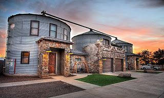 25 best ideas about silo house on pinterest grain silo for Barn and silo playhouse