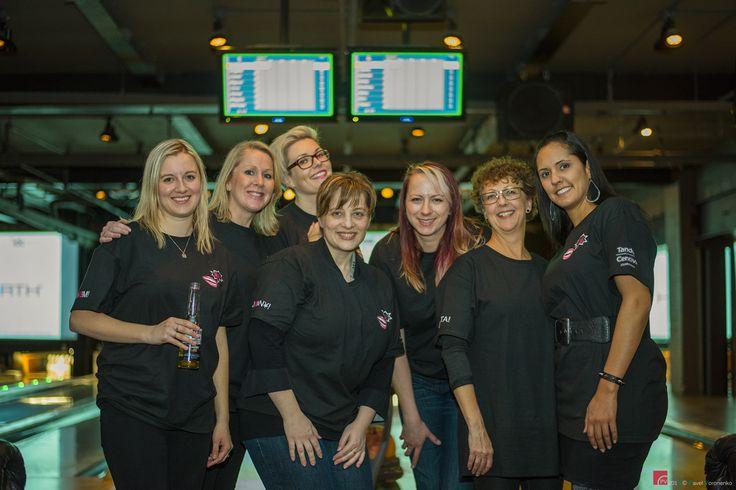 ARIDO GTA Chapter: Gutterball 2015 @ the Ballroom, Toronto #BFMG #pavelvoronenko #britacan #ARIDO #bowling #TandusCentiva