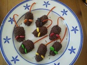 Chokladråttor, festligt till kalas   vinkocken.se