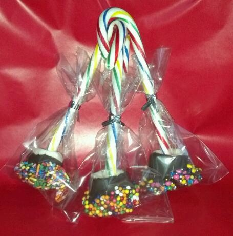 Hot Chocolate or Coffee Christmas sticks! Great stocking stuffer for ...