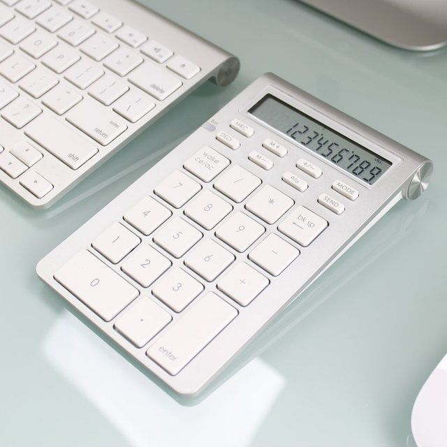 Bluetooth Calculator Keypad – $35     I don't have a single keyboard in the house right now with a 10-key.  SO ANNOYING.