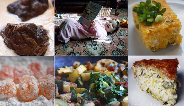 Recipes from an Albanian Menu