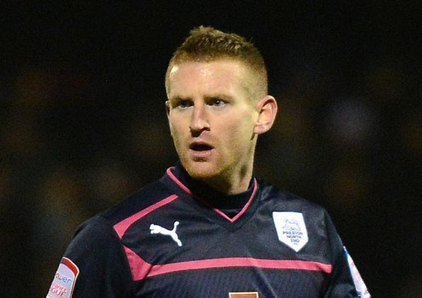 Chris Robertson today ended his 17-month stay at Preston North End and joined League One newcomers Port Vale