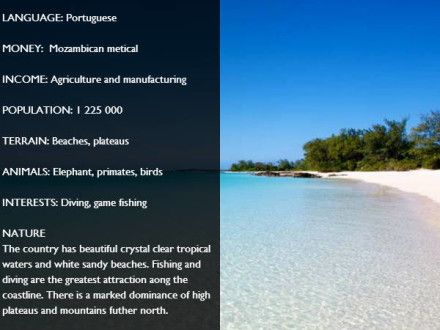 Mozambique-Facts-Gallery