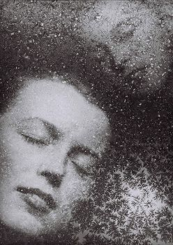 Zdzislaw Beksinski, Untitled, 1950s. Silver photography, 27 x 19,5 cm. Stamp attesting the authenticity of the photography on the back  FOR SALE