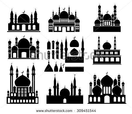 arabian nights silhouette free clipart - Google Search