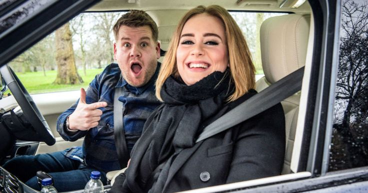 The 5 Best Carpool Karaoke Moments With James Corden  via @PureWow