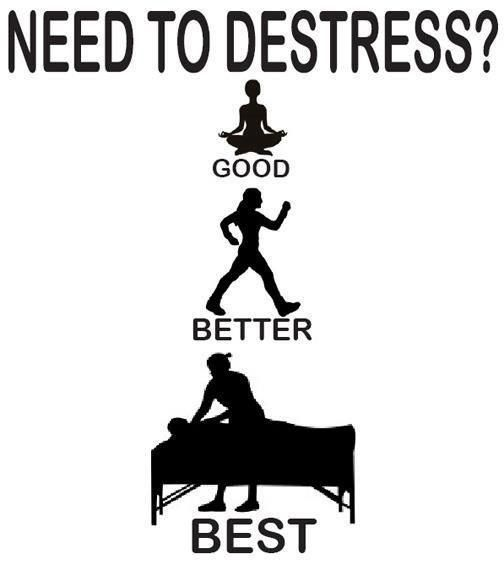 Do you need to de-stress? We still have a few appointments available for today, call us to book your spot 781-438-4110!