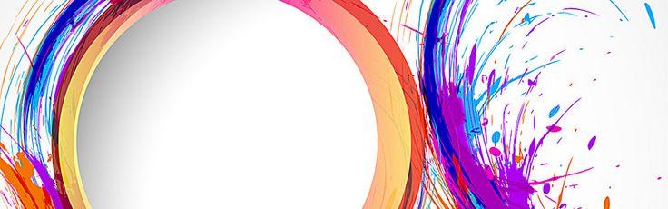 Background color Splash effect, Color Circular, Splash, Efecto Banner, Imagen de fondo
