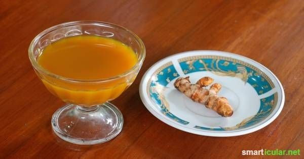 Kurkuma-Heilgetränk für viele Leiden – aus der Apotheke der Natur