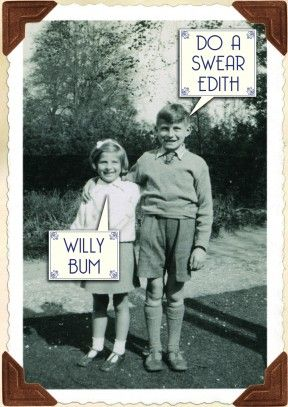 Willy Bum| Rude General Card   A fantastic Valentine's or anniversary card for your husband, wife, boyfriend or girlfriend. Perfect if your other half has a rude sense of humour.