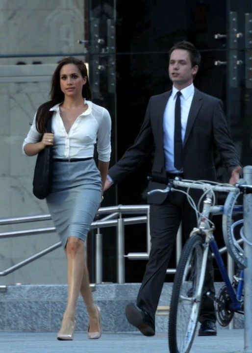 #rachelzane #suits #officestyle