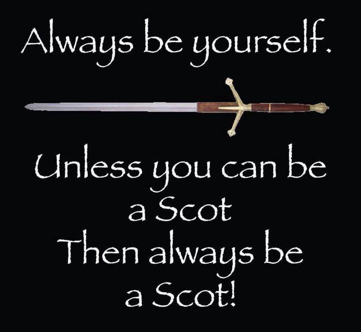 Be a Scot!
