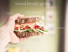 Gezond broodje gezond