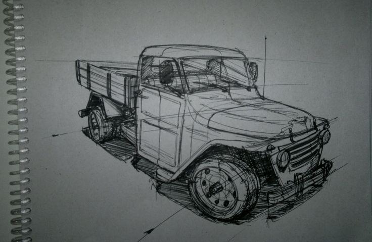 Rastrojero sketch