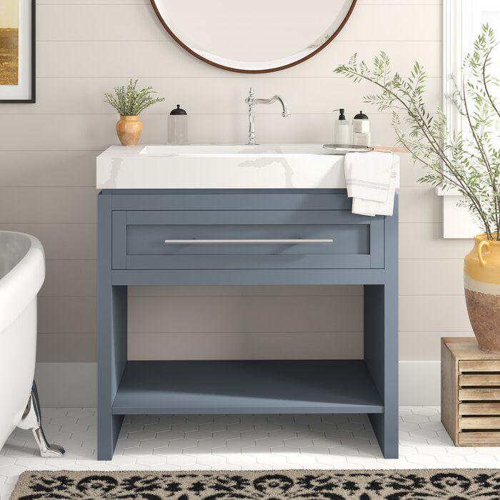 Emerie 36 Single Bathroom Vanity Set Single Bathroom Vanity