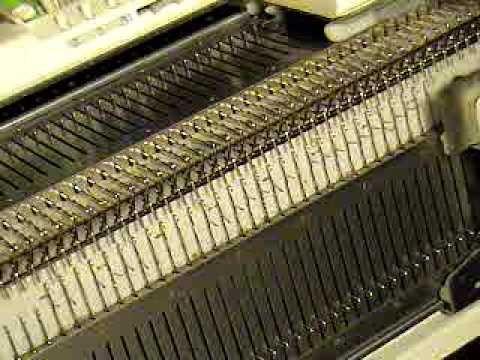 89 Best Machine Knitting Images On Pinterest Knitting Machine