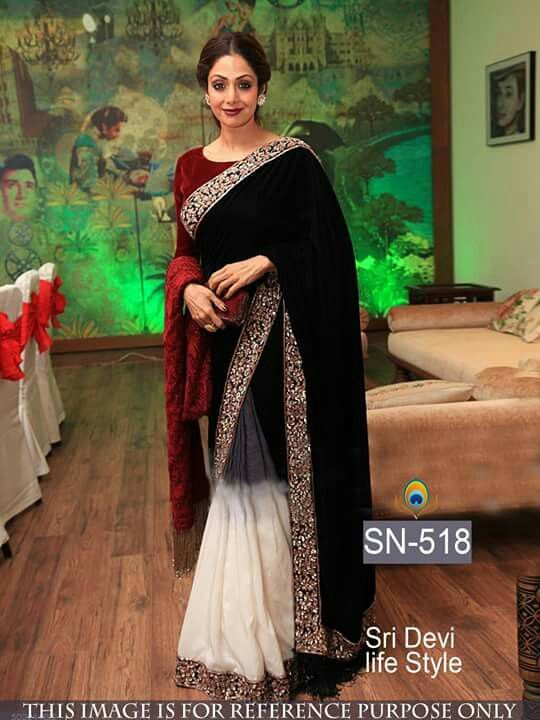 Sridevi looks like a real devi