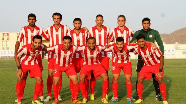 Fujairah Sports Club UAE Soccer Team // #FootballClub # ...