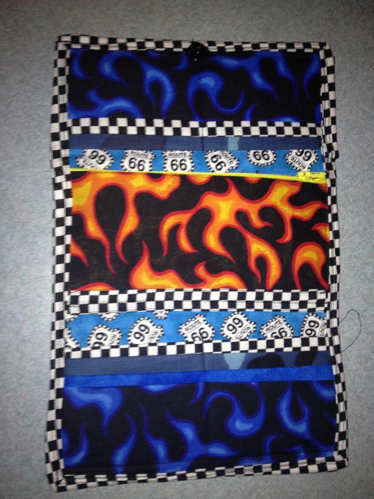 flames wallet (inside)