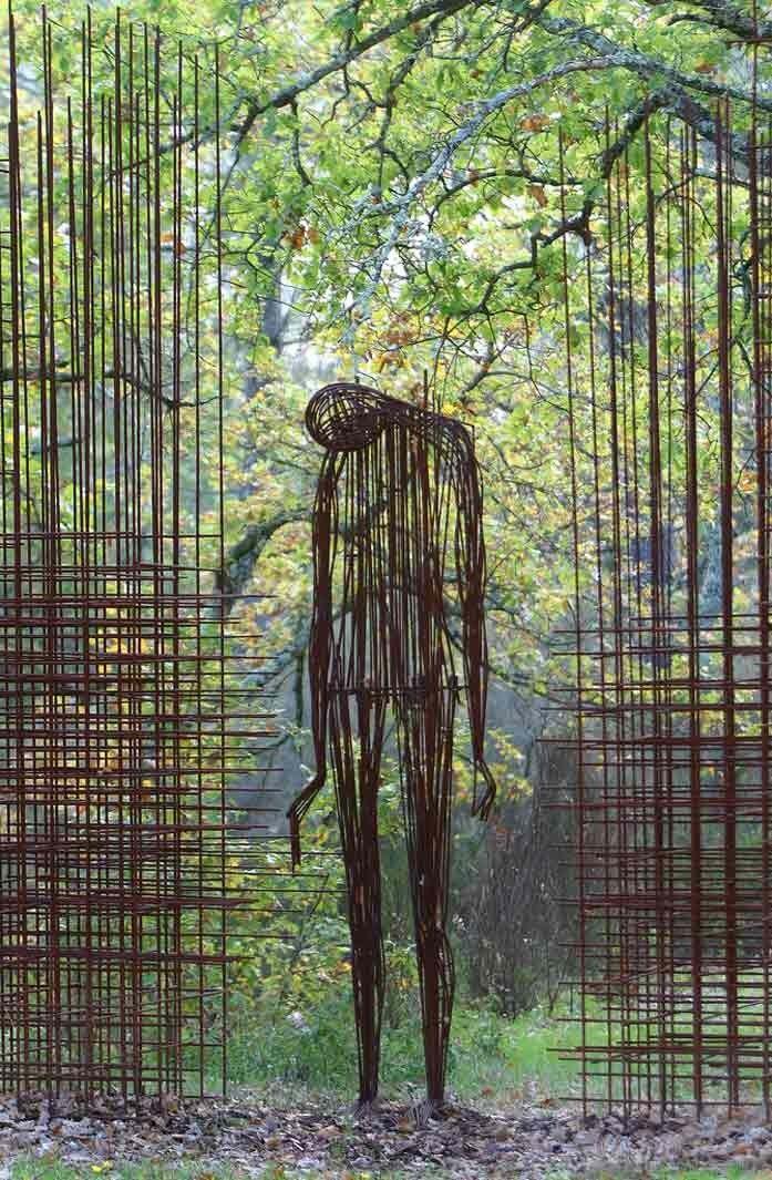 Faith and illusion by Dolorosa Sinaga