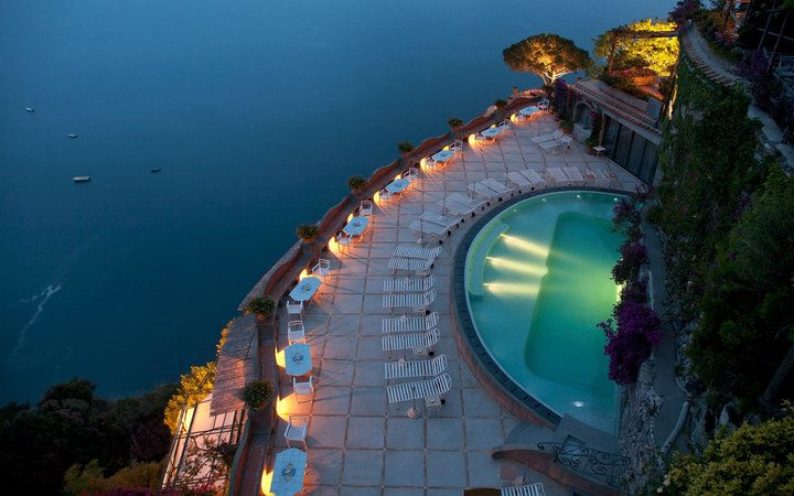 World's Best Beach Hotels: No. 19 Il San Pietro di Positano, Positano